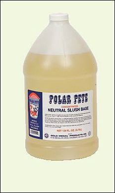 polar slush machine