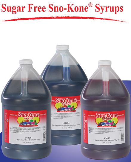 Sugar Free Rtu Blue Raspberry Snow Cone Syrup